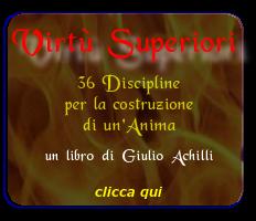 Virtù Superiori - un libro di Giulio Achilli - vai alla pagina del libro